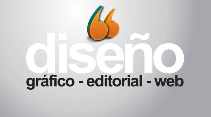diseño gráfico editorial web