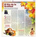 El Día de la Gratitud