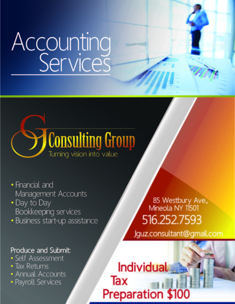 foto Flyer JG Consulting Group