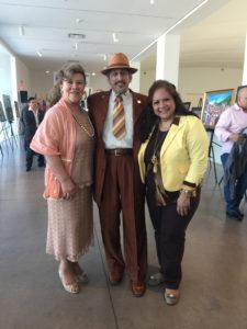 foto Con Amado y Blanca Mora