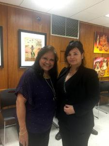 foto con Mayole