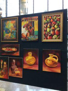 Foto Exhibición en Hempstead