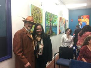 foto Amado Mora y Elizabeth Arias Ojeda