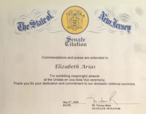 foto Senate Citation The State of New Jersey