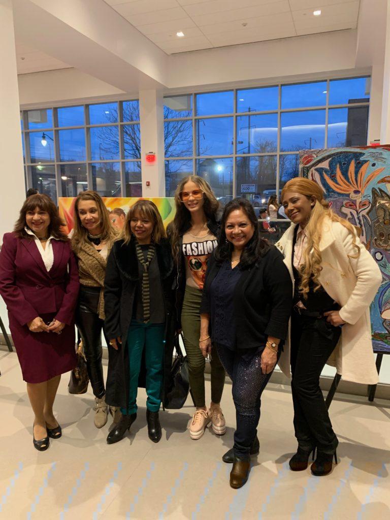 foto Grupo de mujeres empresarias
