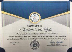 Reconocimiento Comisionado Dominicano